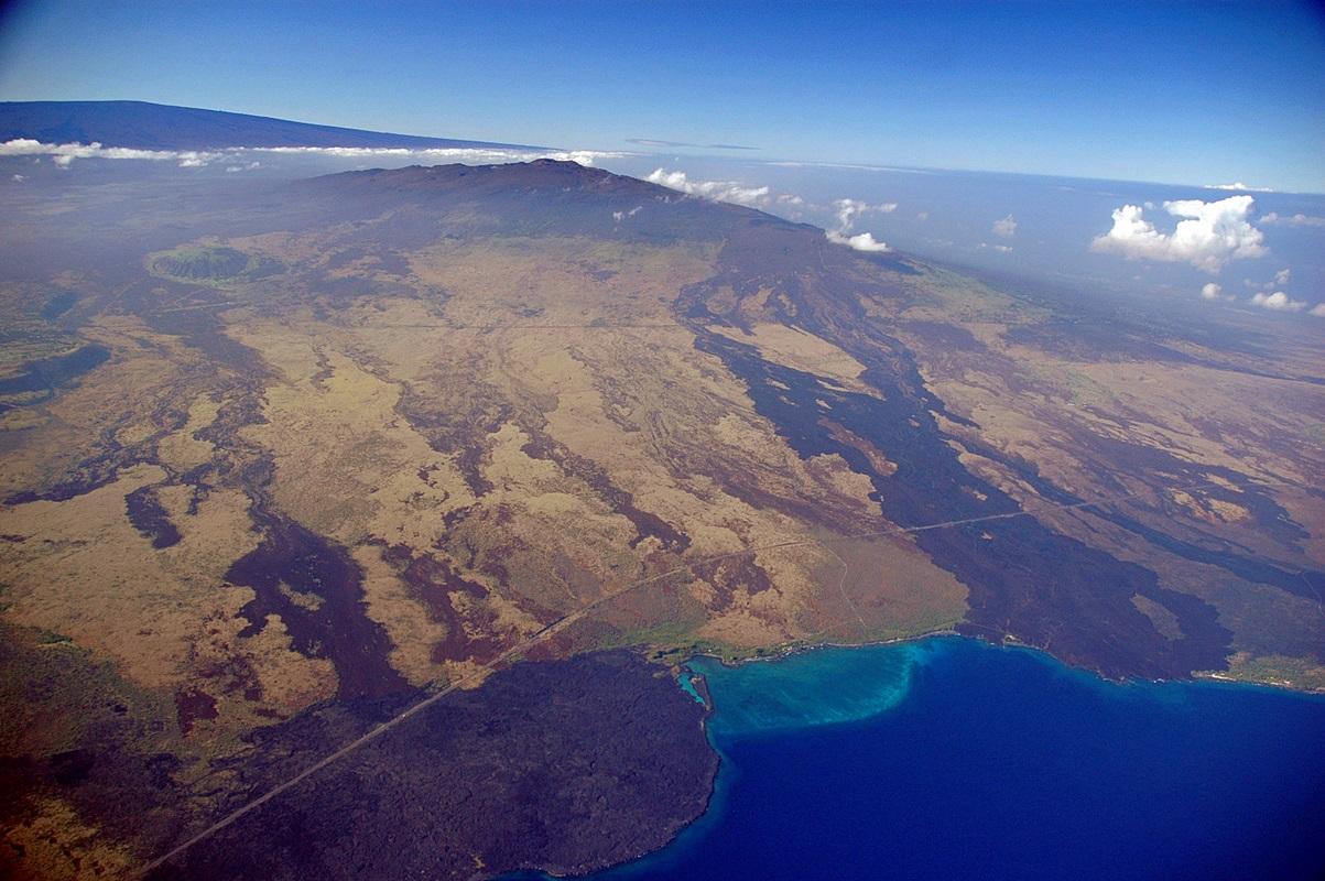 Big Island Volcano History
