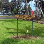 ADA Project Scheduled for Hilo Bayfront Beach Park