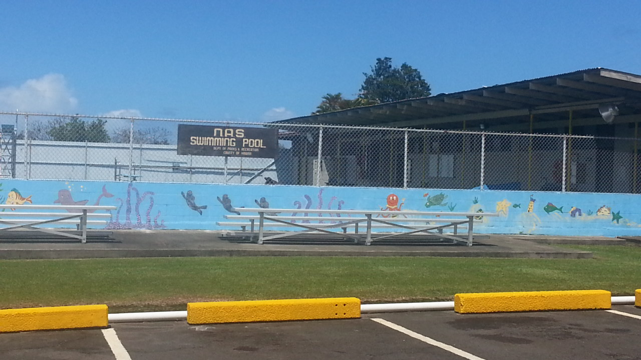 Hilo 39 s nas pool closing monday for repairs big island now for Smith park swimming pool schedule