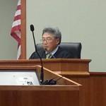 Judge Nakamura Retires; Fujino Named Interim Chief Judge
