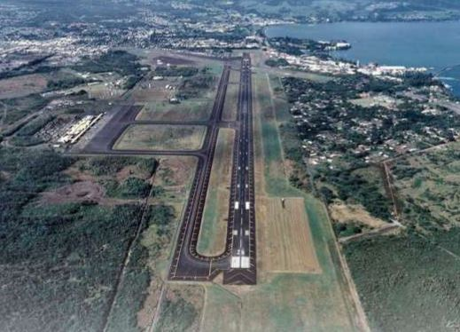 Hilo International Airport. DOT photo.