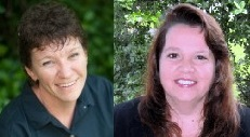 Kerri Inglis, left, and Alohalani Houseman, right. Courtesy photos.