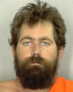 Stabbing suspect Paul Gibson, as he appeared about nine years ago. HPD photo. - paul-gibson-undated-hpd