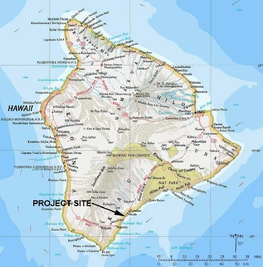 State Plans to Raise Highway 11 in Kau Big Island Now