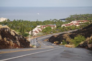 Mamalahoa Bypass. County administration photo.