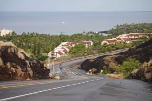 Mamalahoa Bypass. County administration photo.