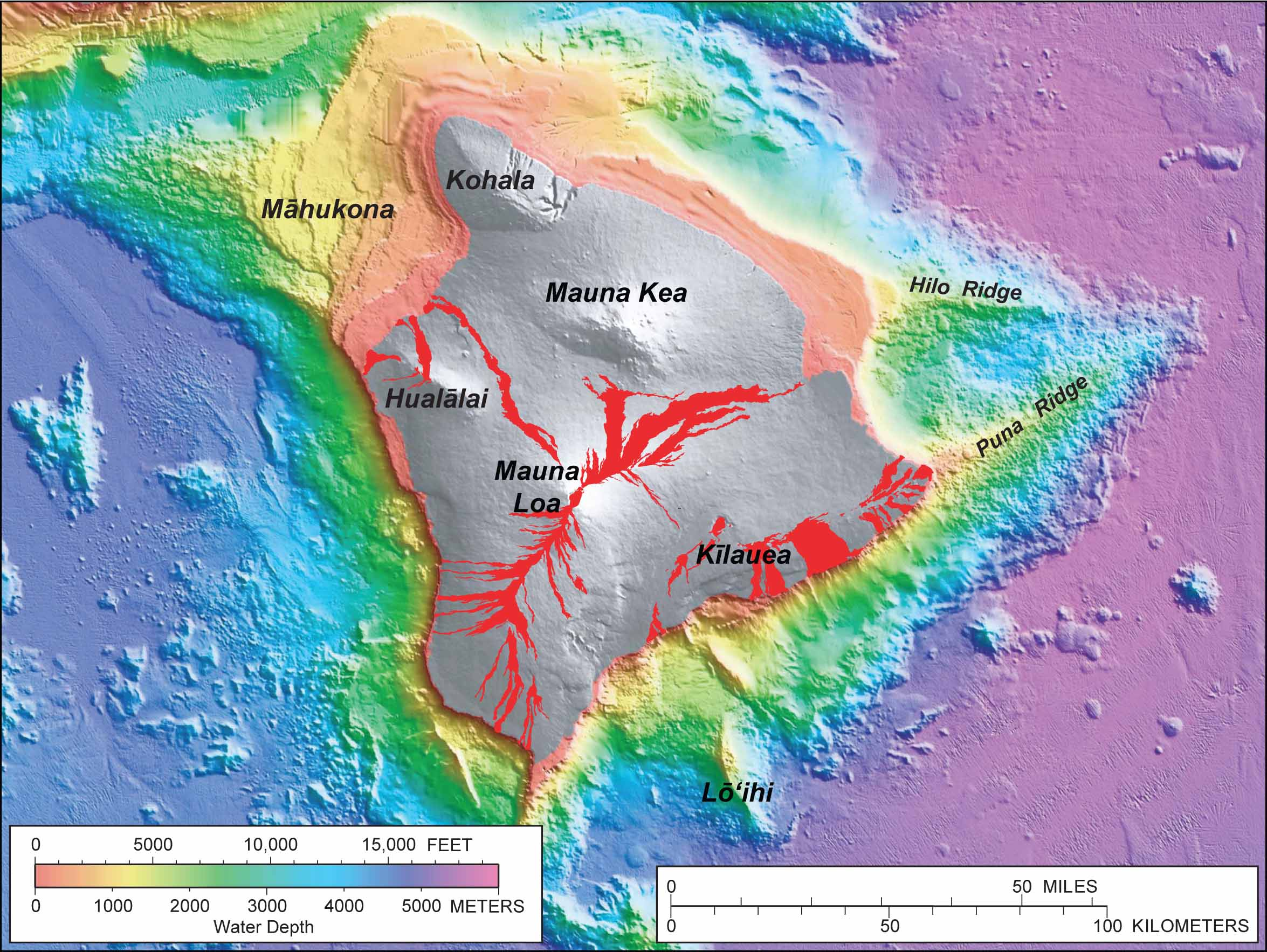 Researchers Studying More of Loihis Secrets  Big Island Now