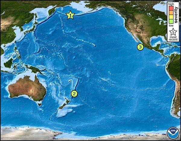 update  another strong earthquake  still no tsunami threat