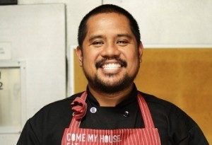 Sheldon Simeon will join fellow Top Chef contestant Marcel Vigneron at the Hawaii Food and Wine Festival. Courtesy image.