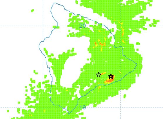 Vog Forecast - Image: UHSOEST