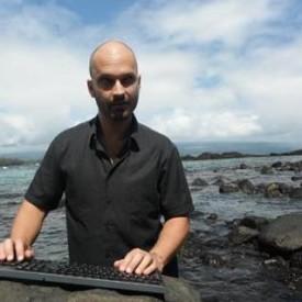 Brian Hall. UH-Hilo photo.