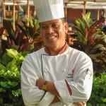 Polly Pagdilao, executive sous chef at Mauna Kea Beach Hotel. Photo credit: West Hawai'i Today.