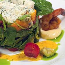 Jackie Reys Filet and Shrimp. Website photo.