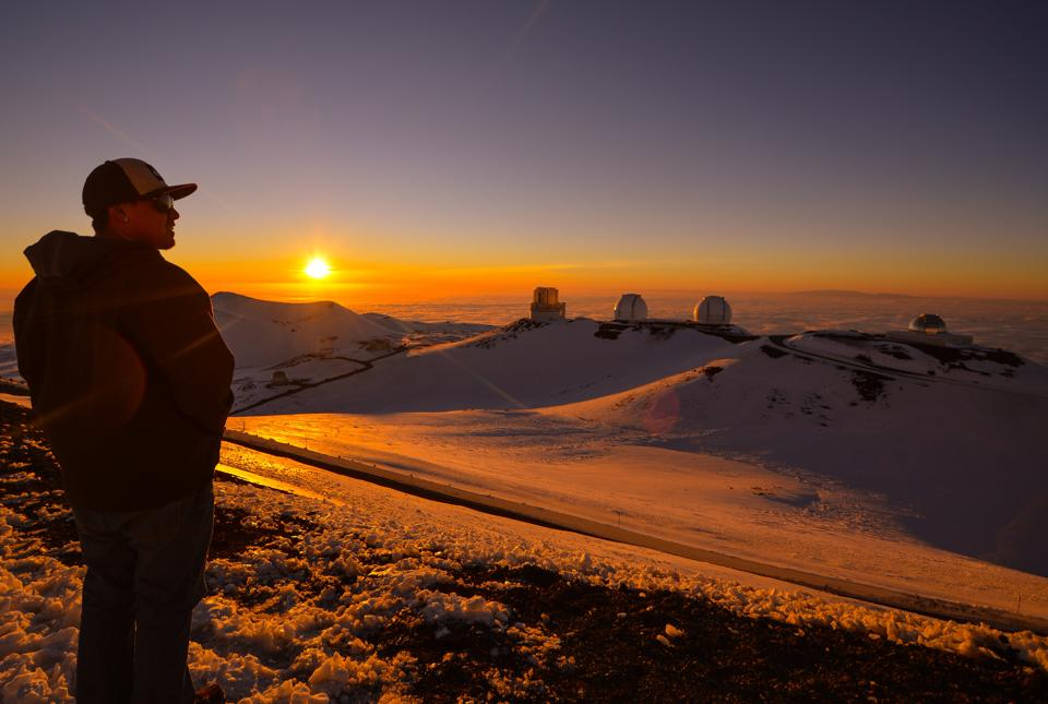 Mauna Kea 3.15.15 / Image: Zack Tomlinson