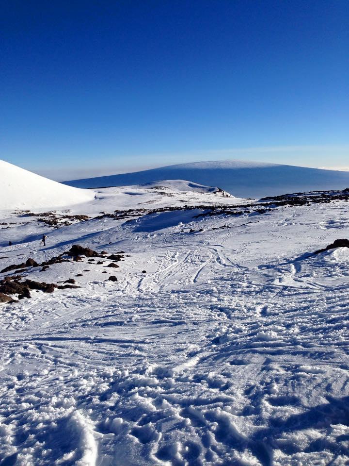Mauna Kea 3.16.15 / Image: Brittany Klarin