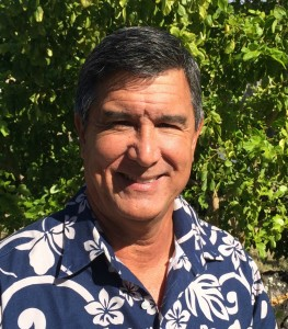 "Keith ""Keone"" Downing. State of Hawai'i Governors Office photo."