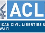 Wong Joins Staff of ACLU Hawai'i