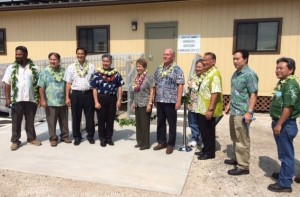 The Kawaihae Harbor Pier 2 Terminal Improvements Project has been completed. Department of Transportation photo.