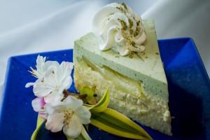 """Misterio verde"" cake.  Website courtesy photo."