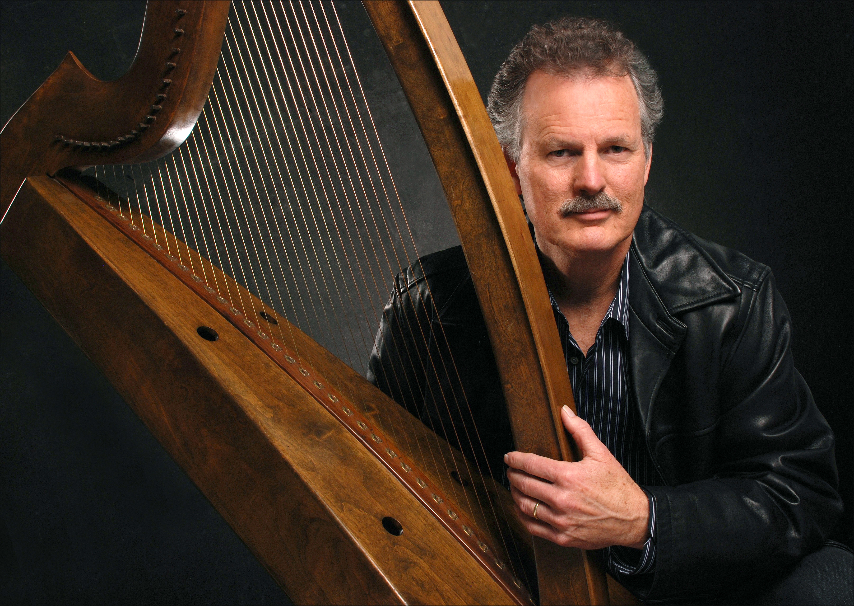 Patrick Ball - Celtic Harp Volume Two · From A Distant Time