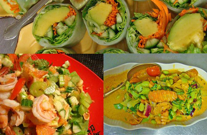 Tina S Garden Cafe Hilo Menu
