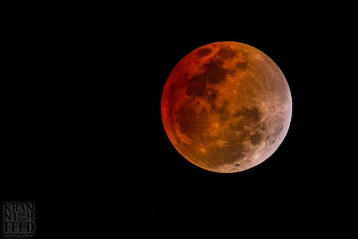 blood moon eclipse hawaii - photo #8