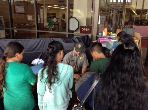 Hawai'i Community College and the University of Hawai'i at Hilo's Earth Fair, April 17. Photo credit: Jamilia Epping.