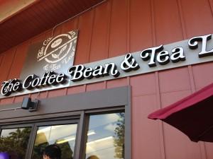 The Coffee Bean & Tea Leaf, Kea'au. Photo credit: Jamilia Epping.