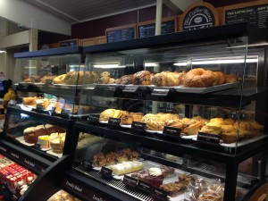 A spread of The Coffee Bean & Tea Leaf's pastries selections. Photo credit: Jamilia Epping.