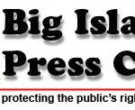 Big Island Press Club Announces Annual Awards