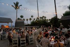 Hawai'i Coffee Association awards dinner. Hawai'i Coffee Association photo.