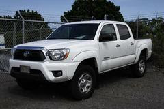 Dolores Borja Valle's truck was later recovered in Ka'u. HPD photo.