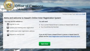 Office of Elections website image.