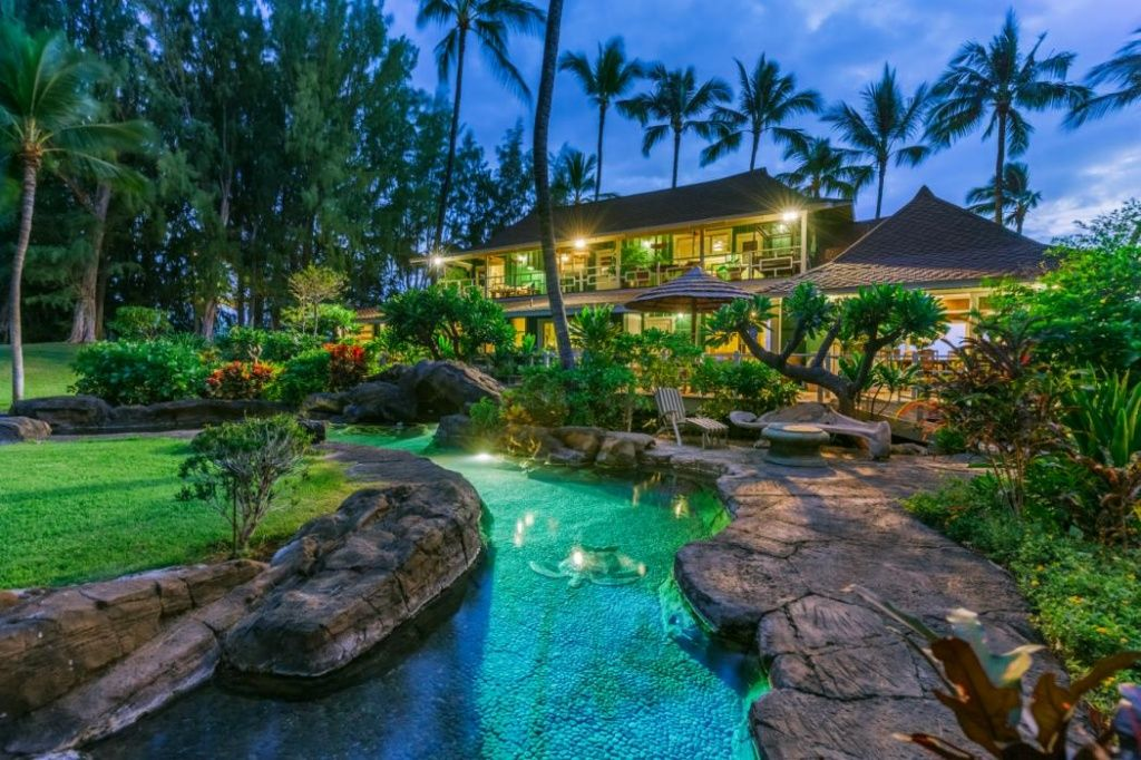 musician neil youngs big island house for sale