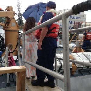 United States Coast Guard Cutter Kiska. Photo credit: Jamilia Epping.