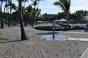 Kahalu'u Beach Park. Photo credit: Jamilia Epping.