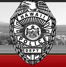 Badge Hawaii Police Department