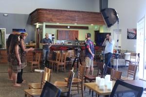 Honua Studios in Kailua-Kona. Photo credit Joel William Rogers.