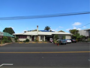 Hotel Honoka'a Club. Department of Land and Natural Resources courtesy photo.