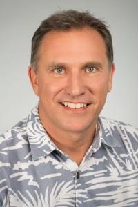 Jon Snook. Photo courtesy Hawaiian Airlines.