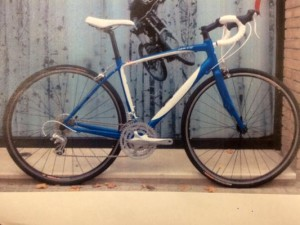 Specialized Dolce. HPD provided photo.
