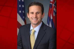 United States Senator Brian Schatz. United State Senate photo.