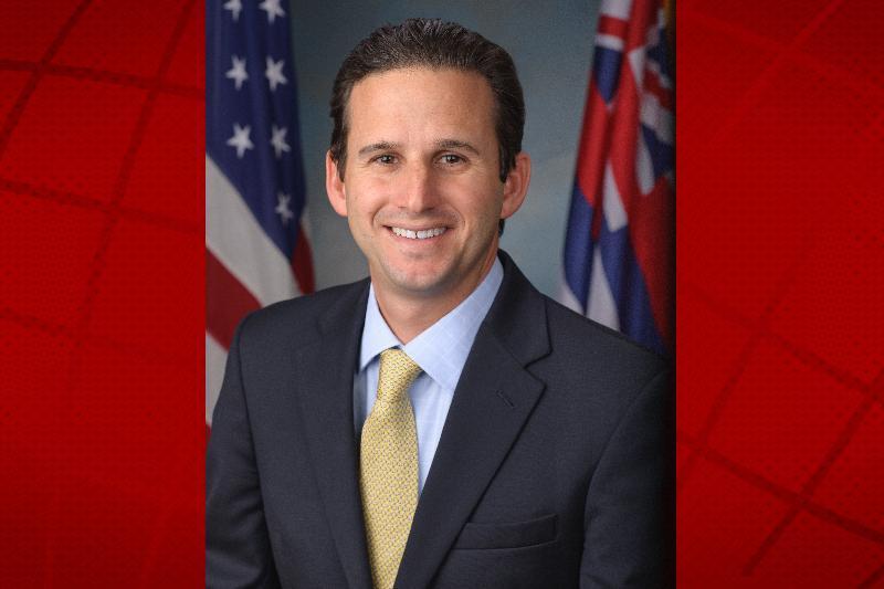 U.S Sen. Brian Schatz. United State Senate photo.
