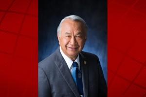Senator Gilbert Kahele. Hawai'i State Senate photo.