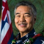 Gov. Ige meets With Trump, White House Leaders