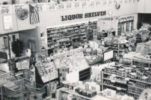 KTA Puainako Store, 1966. KTA Super Stores courtesy photo.