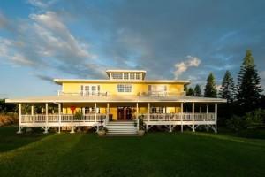 Kalaekilohana Inn & Retreat was named among TripAdvisor list of Top Small Hotels in the United States. TripAdvisor image.