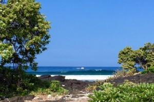Kohanaiki Beach, also known as Pine Trees Beach. File photo by James Grenz.