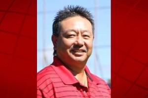 University of Hawai'i at Hilo baseball coach Kallen Miyataki. UH-Hilo photo.
