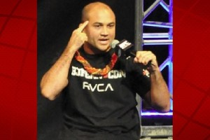 BJ Penn. Wikipedia photo.